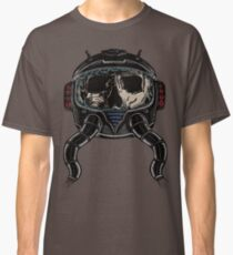 Lost In Space Flat Classic T-Shirt