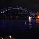 Sydney Harbour Bridge by andreisky
