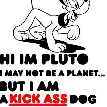Pluto by e11jay