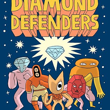 DIAMOND DEFENDERS  by jackteagle
