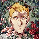 Toby + Flowers by Livali Wyle