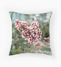 By the Brook Throw Pillow