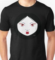 Geisha Girl Chic Unisex T-Shirt