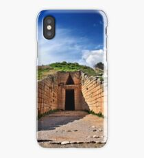 The Treasury of Atreus - Ancient Mycenae iPhone Case