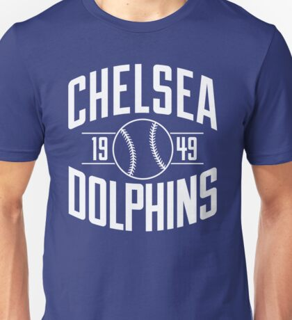 Chelsea Baseball Club - White Version Unisex T-Shirt