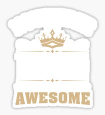 November 1949 70 Years Of Being Awesome Sticker