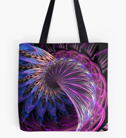Twisted Conch Tote Bag