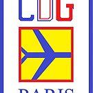 Paris CDG Airport by SkolaNobu