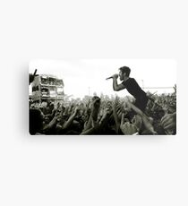 AFI at Soundwave  Metal Print
