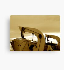 60 Persons Canvas Print