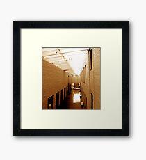 Perelman Building - Philadelphia, PA Framed Print