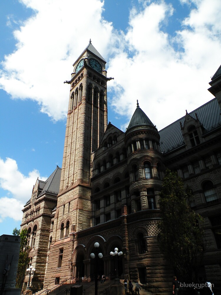 Old City Hall -Toronto Ontario by bluekrypton