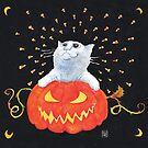 Candy Corn Kitty by Anne Pennypacker