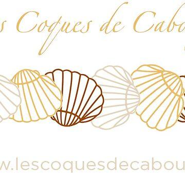 «Les Coques de Cabourg Officiel» par Lionfish