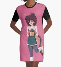 Gine Graphic T-Shirt Dress