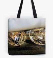 Headlights  Tote Bag