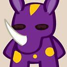 Cute Rhino by Roley by RoleyShop