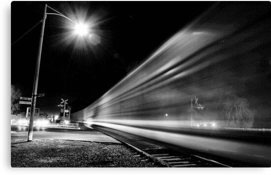 The Departure by Paul Louis Villani