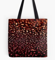 Red Ice Tote Bag