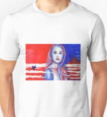 Liberty American Girl T-Shirt