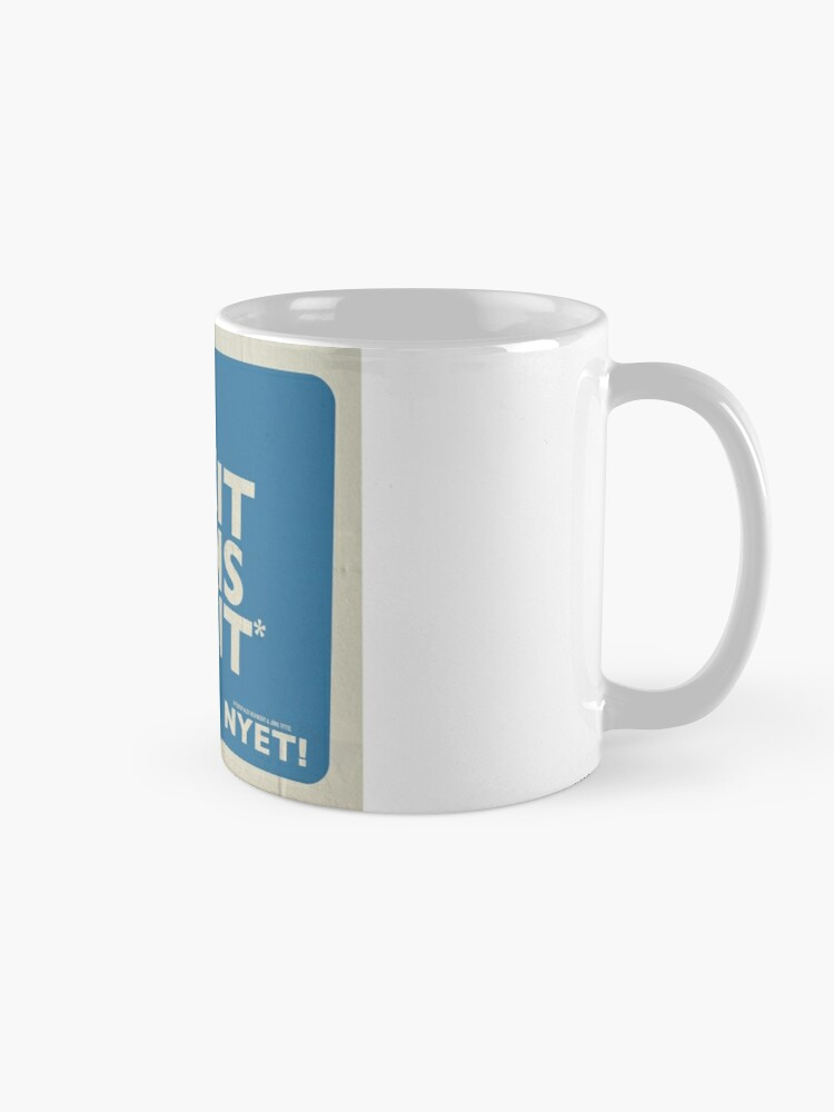Alternate view of Brexit Mug Mug