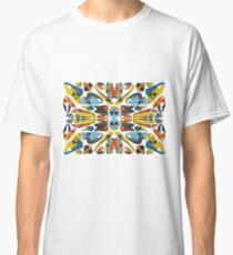 Colourful skulls Classic T-Shirt