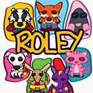 Cute Animals by Roley by RoleyShop