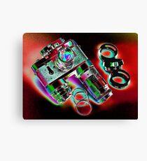 Leica M2 Camera Set thula-art Leinwanddruck
