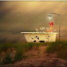 Bubble Bath by Kym Howard