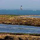 The Old Lighthouse by Pamela Jayne Smith