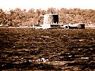 Fort Denison by Paul Todd