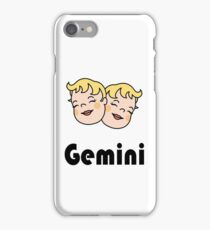 Gemini iPhone Case/Skin