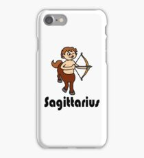 Sagittarius iPhone Case/Skin