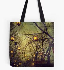 Fairy Wheel Tote Bag