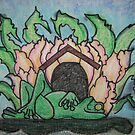 Frog Camp by linmarie