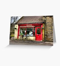 The Butchers - Helmsley Greeting Card
