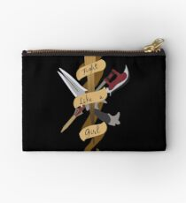 Fight Like A Girl Studio Pouch