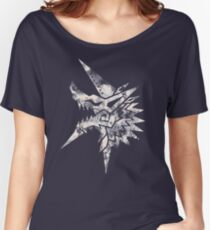 Monster Hunter - Jinouga Logo Women's Relaxed Fit T-Shirt