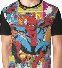 The spider comic Graphic T-Shirt