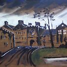 'East Riddlesden Hall' by Martin Williamson (©cobbybrook)