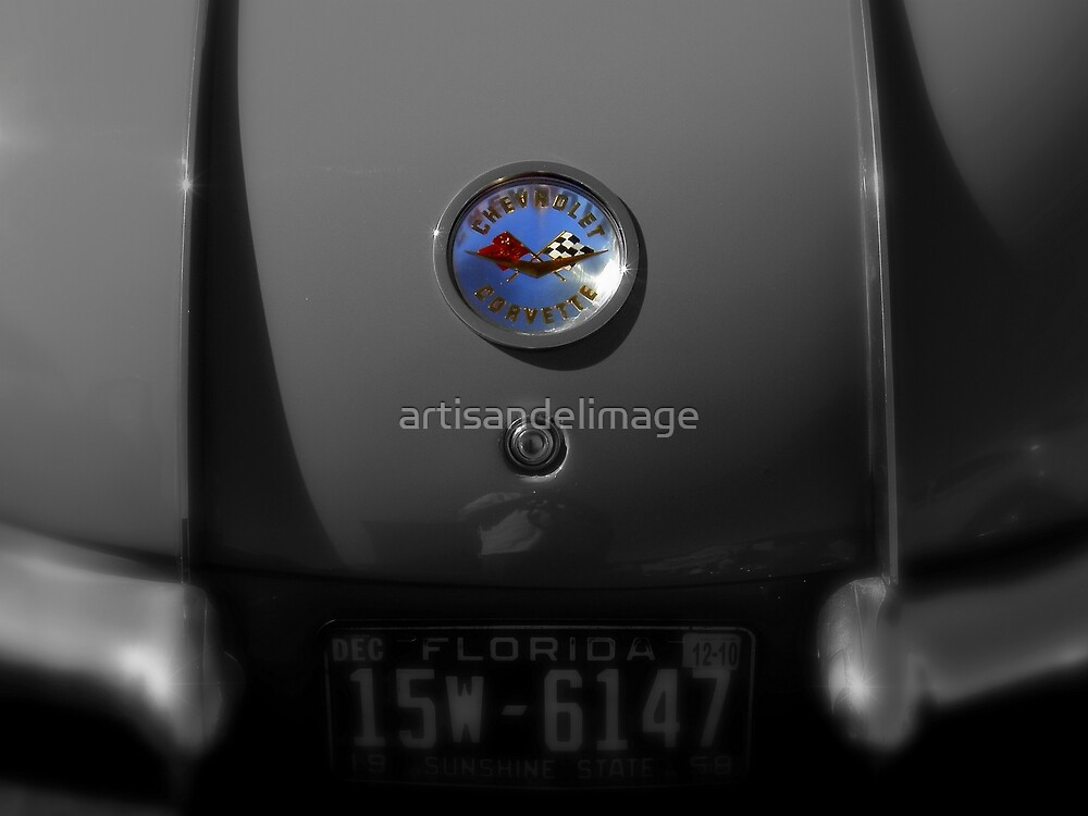 Corvette, by Chevrolet ~ Part Three by artisandelimage