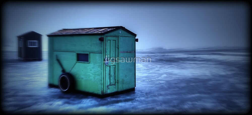 Ice Shanty by Jigsawman
