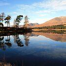Loch Tulla  Reflection by Alexander Mcrobbie-Munro