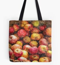 Apple Basket 1 Tote Bag