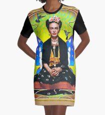 FRIDA  Graphic T-Shirt Dress