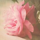 Pretty Peony in Blush by Susannah Kotyk