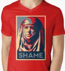 Shame Men's V-Neck T-Shirt