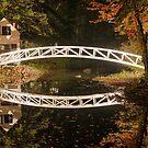 Somesville Bridge by Gary Lengyel