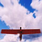 Angel of the north by LAURANCE RICHARDSON