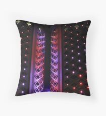 The former CSM sugarrefinary at Halfweg 2 of 3 Throw Pillow